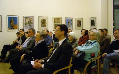 Kiemelt kép a Erkenntnisse 2000 – Lyrikstunde im Haus der Ungarndeutschen című bejegyzéshez